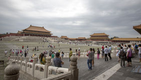 The Forbidden City in Beijing, China Stock Image