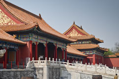 Forbidden City - Beijing,China Stock Image