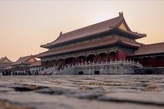Forbidden city. Beijing, China Stock Photo
