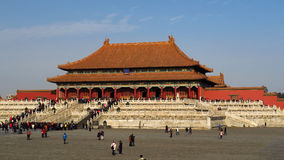 Forbidden City, Beijing, China Stock Photo