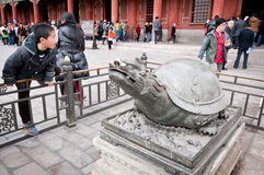 Forbidden City in Beijing Stock Photos