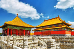 Forbidden City, Beijing Stock Photo