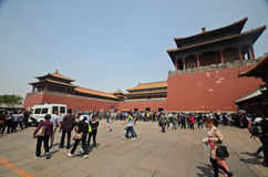 Forbidden City - Beijing,China Stock Photography