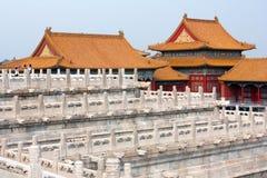 Forbidden city - Beijing, china Royalty Free Stock Photo