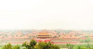 Forbidden city in Beijing - China stock photos