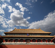 Forbidden City, Beijing, China Stock Images