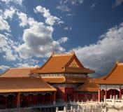 Forbidden City, Beijing, China Royalty Free Stock Photography