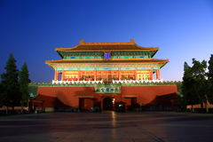 The Forbidden City in Beijing Stock Image