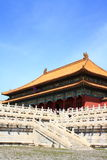 The Forbidden City in Beijing Stock Photography