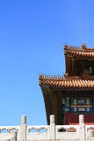 The Forbidden City in Beijing Royalty Free Stock Photos