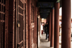 Forbidden City - Beijing Royalty Free Stock Photography
