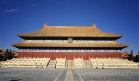 Forbidden City Beijing, Kina Arkivfoton