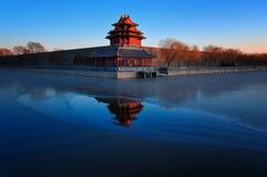 Forbidden City Beijing, Kina Royaltyfri Fotografi