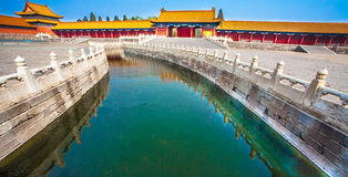 Forbidden City in Beijing. North China Stock Image