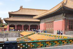 Forbidden city, Beijing Stock Photography