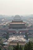 Forbidden city in Beijing. Stock Photos