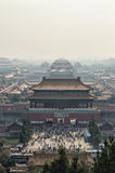Forbidden city in Beijing. Stock Photography