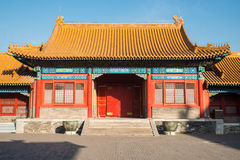 The forbidden city, Beijing Royalty Free Stock Photography