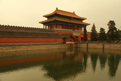 The Forbidden City beijing Royalty Free Stock Image