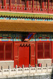 Forbidden City Beijing Royalty Free Stock Photography