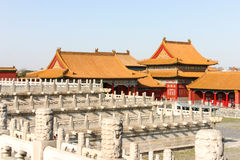 Forbidden City Beijing Royalty Free Stock Image