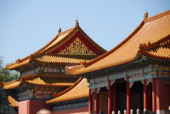 The Forbidden City Royalty Free Stock Image