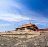 Forbidden city of China Royalty Free Stock Photo