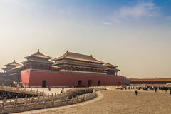 The forbidden city - China Stock Image