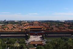 Forbidden City Royalty Free Stock Image