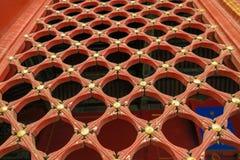 Forbidden City dörröppning Arkivbilder