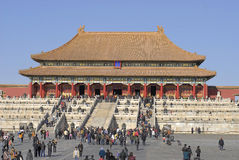 Forbidden City Editorial Stock Image