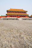 The Forbidden City (Gu Gong), Beijing, China Royalty Free Stock Photography