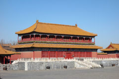 The Forbidden City (Gu Gong) Royalty Free Stock Images