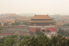 Forbidden City (Gugong) Royalty Free Stock Photo