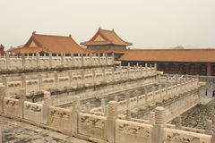 Forbidden City (Gugong) Stock Photo