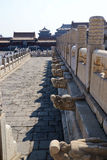 Forbidden City (Gugong) Royalty Free Stock Images