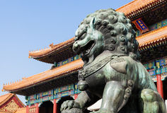 The Forbidden City Stock Images