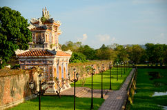 Forbidden city, Hue.  Stock Images