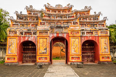 The Forbidden City at Hue Stock Images