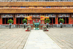 The Forbidden City at Hue Royalty Free Stock Photography