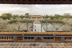 Forbidden city Hue, Vietnam Stock Photos