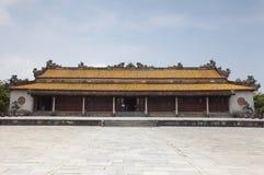 Forbidden city Hue, Vietnam Royalty Free Stock Photos