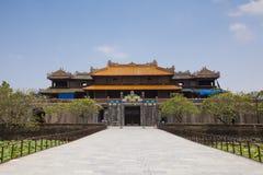 Forbidden city Hue, Vietnam Royalty Free Stock Photography