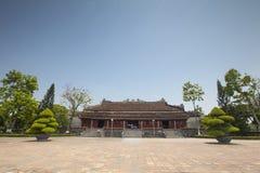 Forbidden city Hue, Vietnam Royalty Free Stock Photo