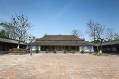 Forbidden city Hue, Vietnam Stock Image