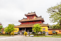 The Forbidden City at Hue, Vietnam Stock Photos