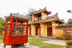 The Forbidden City at Hue, Vietnam Stock Images