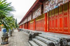 The Forbidden City at Hue, Vietnam Stock Photography