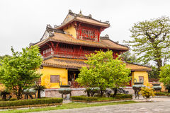 The Forbidden City at Hue, Vietnam Royalty Free Stock Images