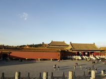 The Forbidden City(Imperial Palace) Royalty Free Stock Image